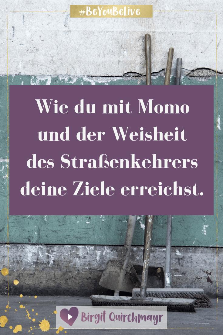 Ziele erreichen mit Momo