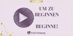 Beginnen