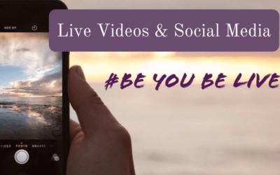 Live Videos und Social Media