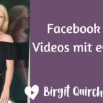 Software Live Streaming für Mac – eCamm Live für deine Facebook Live Videos (nur für MAC)