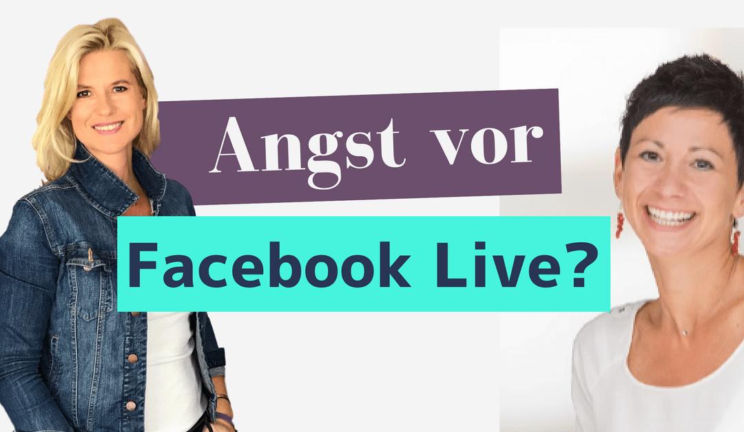 Angst vor Facebook Live Videos?