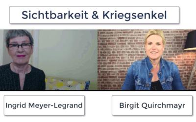 Erfolgreiche Selbständigkeit mit Biographiearbeit – Sichtbarkeit im Online Business