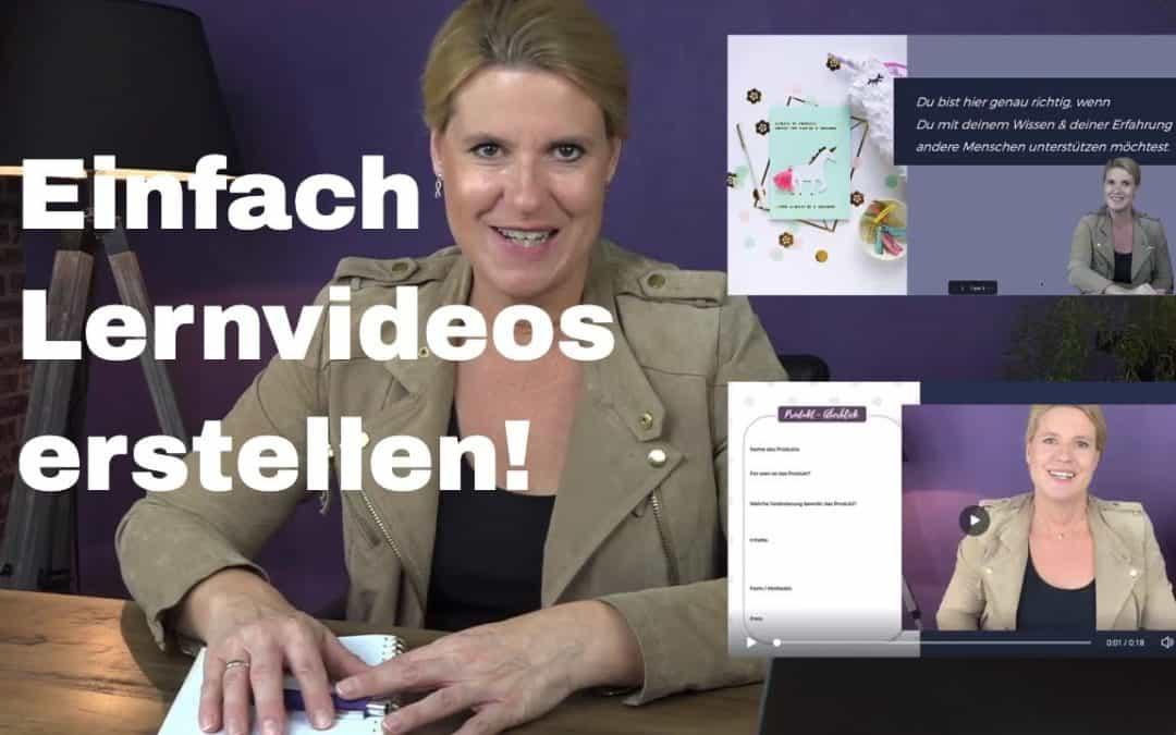 Lernvideos (Tutorial Videos) einfach erstellen – 3 kostenlose Möglichkeiten